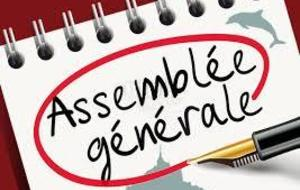 ASSEMBLEE GENERALE du club ce samedi 24 juin 2017